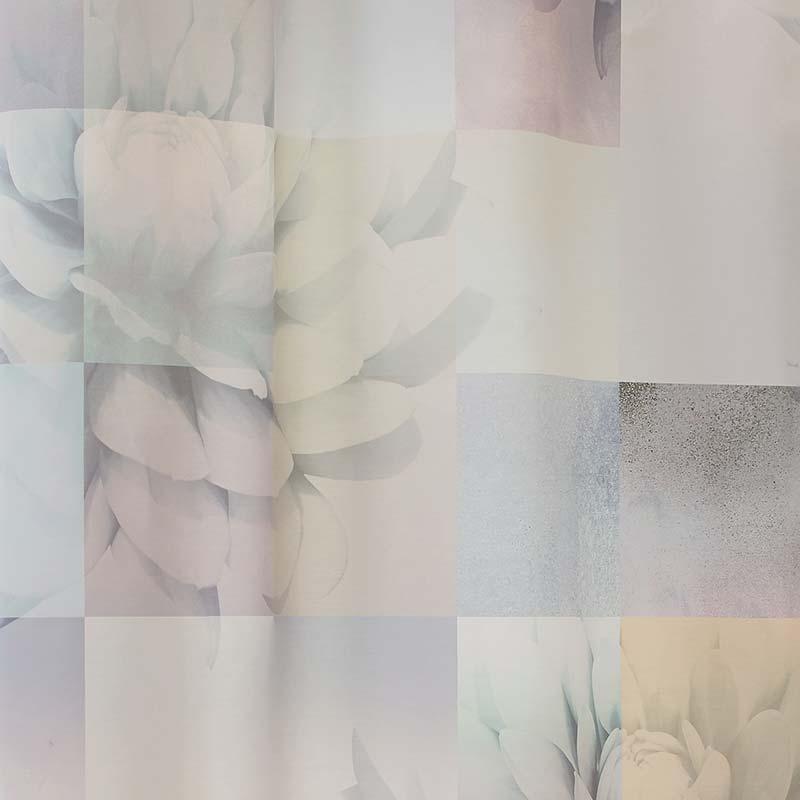 vorhang muster top bergardine zickzack muster x sen vorhang gardine silber grau blickdicht with. Black Bedroom Furniture Sets. Home Design Ideas